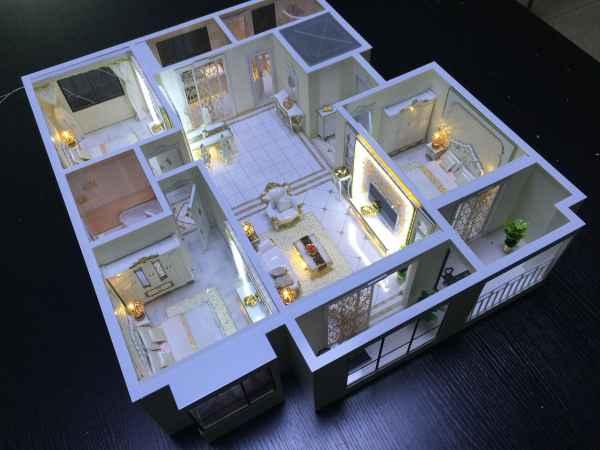 建筑模型价格
