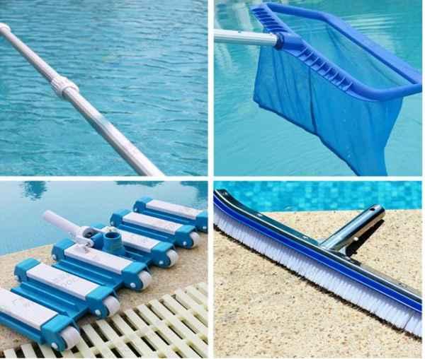 广州游泳池清洁工具