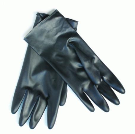 介入防护手套