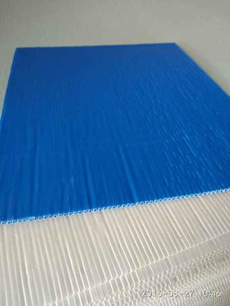 塑料钙塑板材