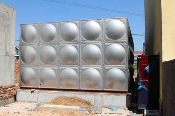 河南水箱生产