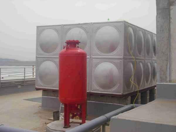 不锈钢消防水箱价格