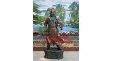 铜雕关公厂家