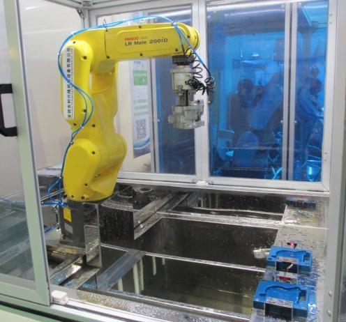 工业清洗机器人厂家直销