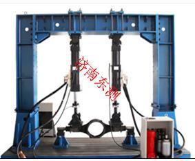 电液伺服桥壳弯曲试验系统供应