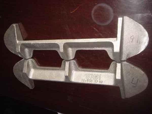 精密铸造模具加工