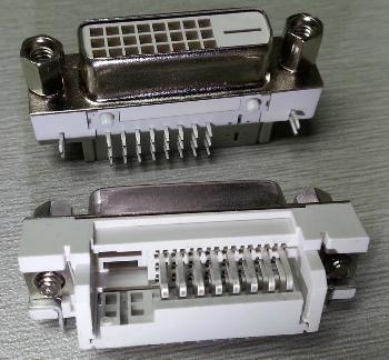 DVI连接器生产厂家