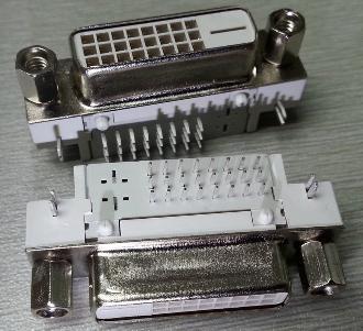 DVI连接器批发