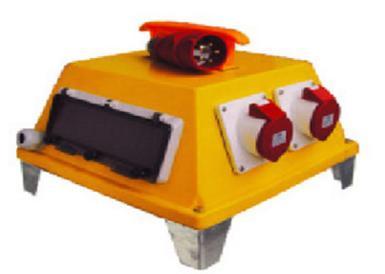 配电箱专用防水插座