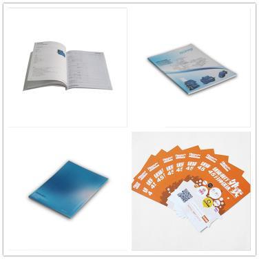 供应产品目录宣传画册印刷