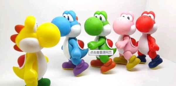 PVC玩具料
