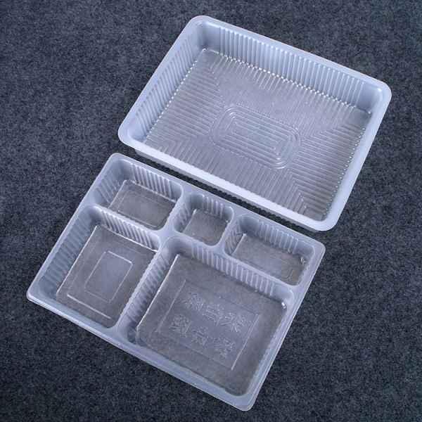 塑料打包饭盒