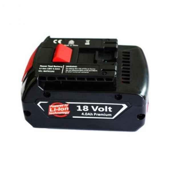 博世Bosch 18V锂电电动工具电池BAT618,BAT618G