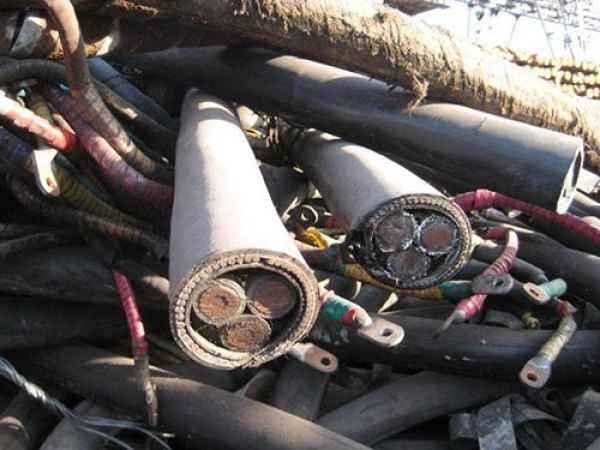 同轴电缆回收