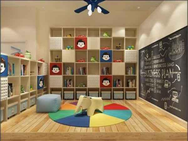美式幼儿园设计哪家好