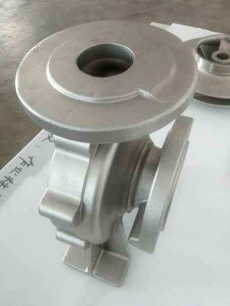 不锈钢高端铸件