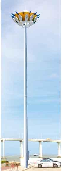 高杆灯 自动升降高杆灯厂家