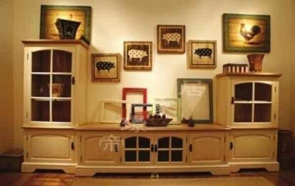 广东美式实木家具价格