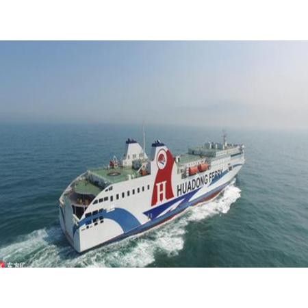 中韩国际海运一级代理