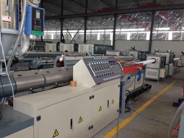 青岛PVC双壁波纹管生产线厂家
