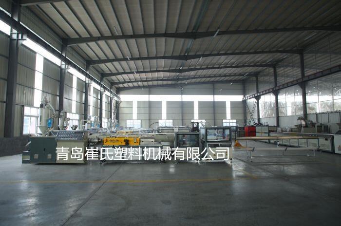 渗水波纹管生产线供应