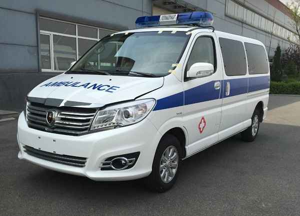 改装救护车销售