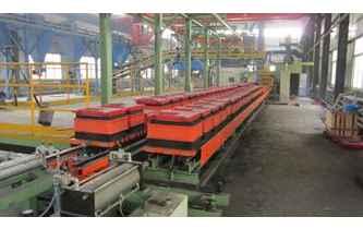 青岛铸造设备厂家