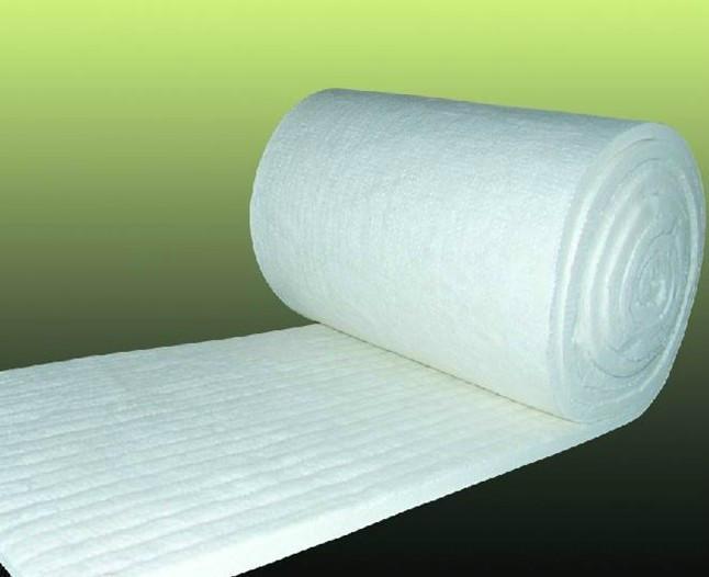 高铝型纤维毯