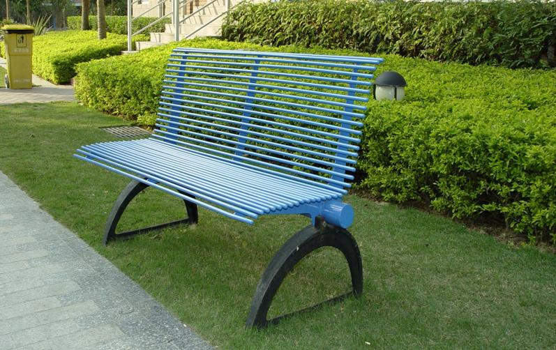 深圳钢制长椅