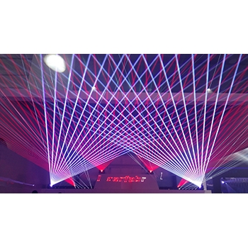 全彩RGB激光灯
