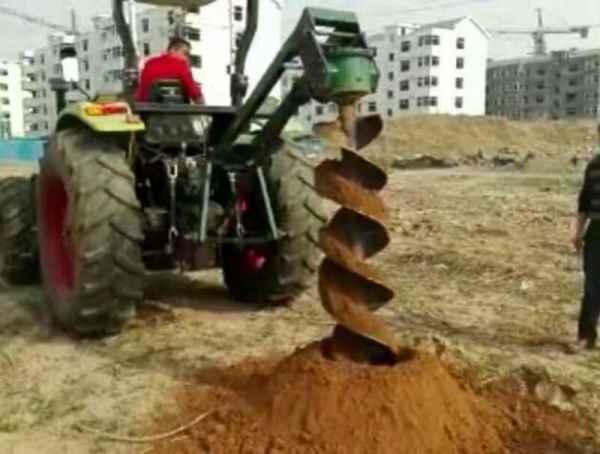 黑龙江绿化植树机厂家