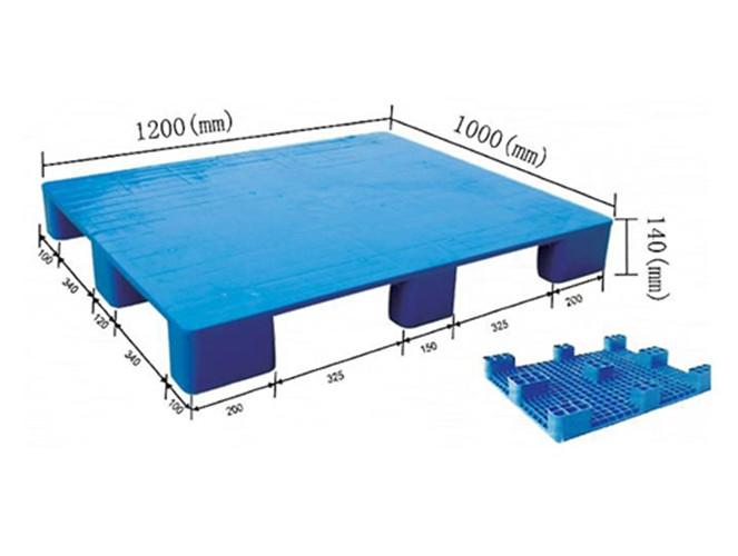 九角平板塑料托盘厂家