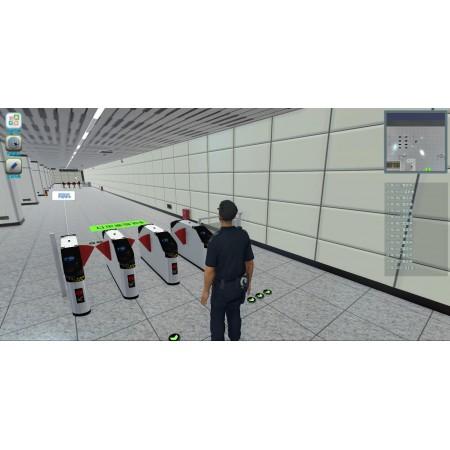 車站機電虛擬仿真系統