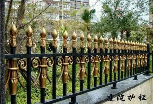 庭院护栏价格