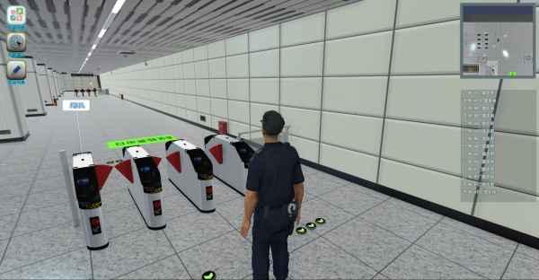 车站机电虚拟仿真系统公司