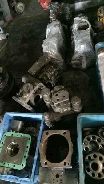 冶金设备液压柱塞泵维修