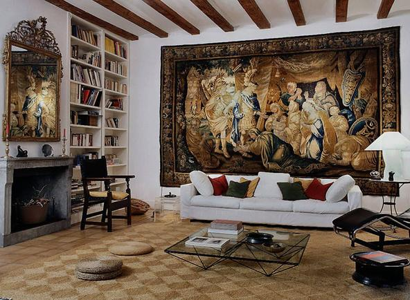 挂毯软装配饰设计公司