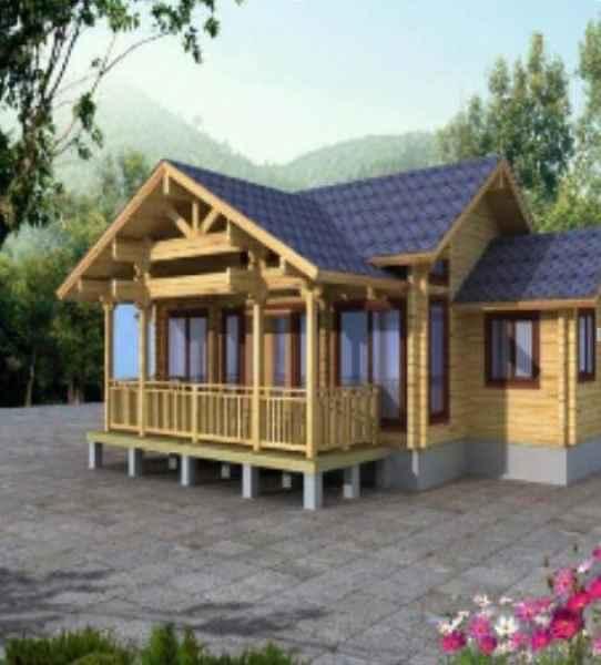 长沙农家乐木屋设计建造团队