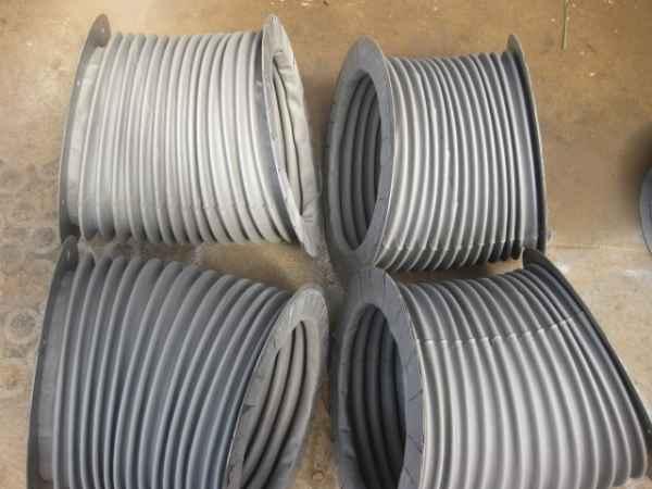 沧州风机帆布软连接通风软连接定做厂家