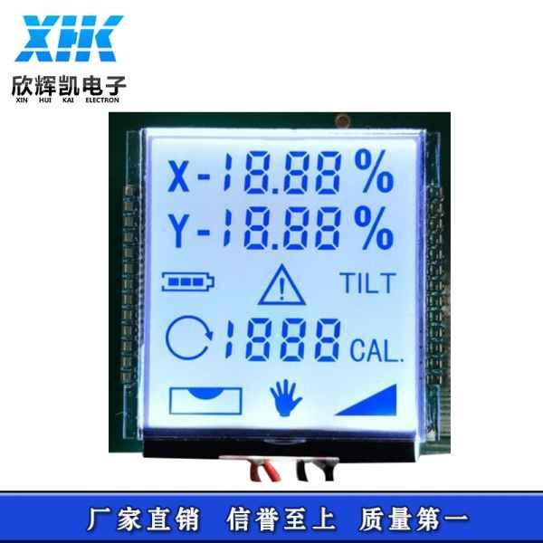 仪表类液晶显示屏