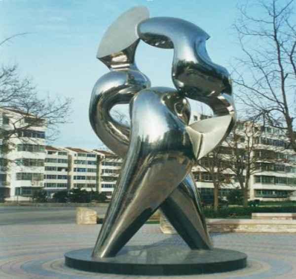 不锈钢雕塑|不锈钢雕塑设计安装