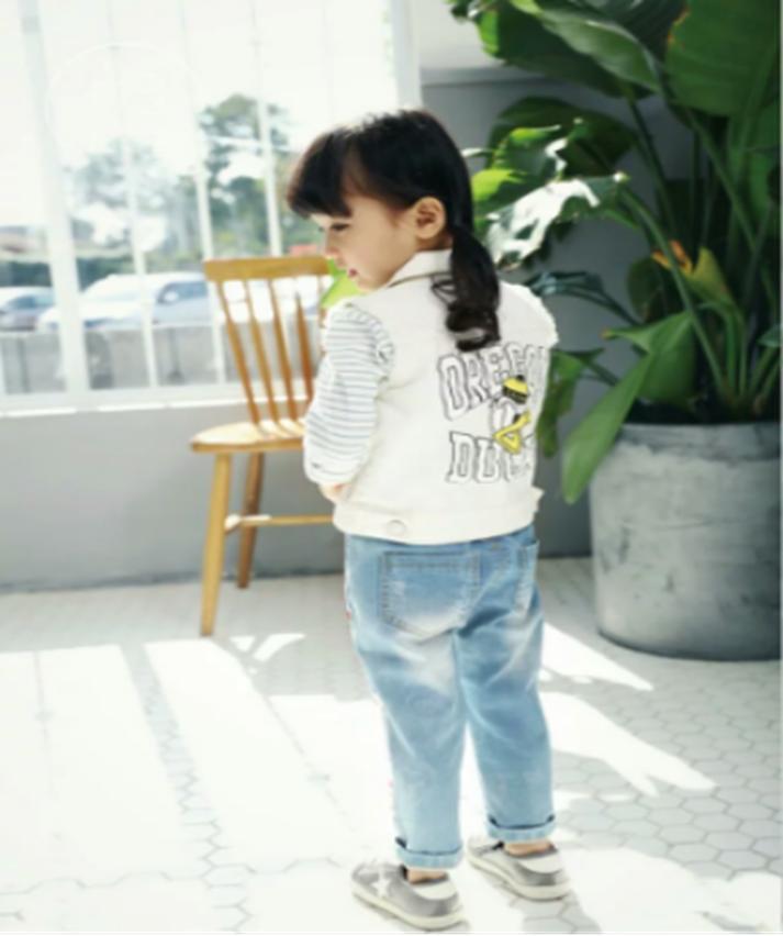 中小童服装加盟