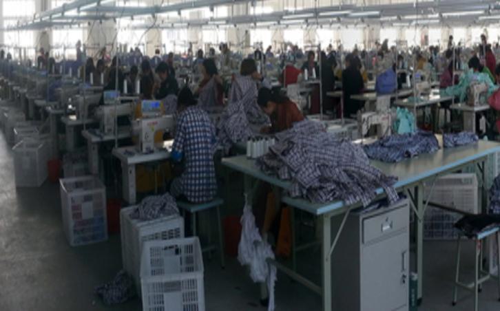 服装加工生产厂家