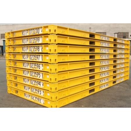 20尺平板箱