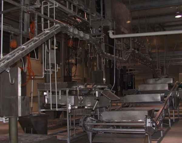 屠宰设备生产线