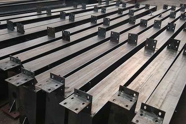 烟台钢结构案例