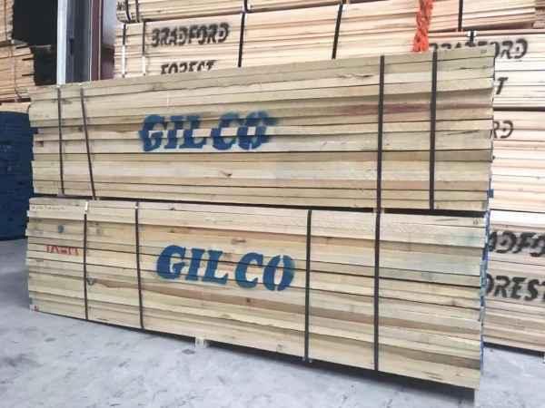 美国卡纳利白木实木板材