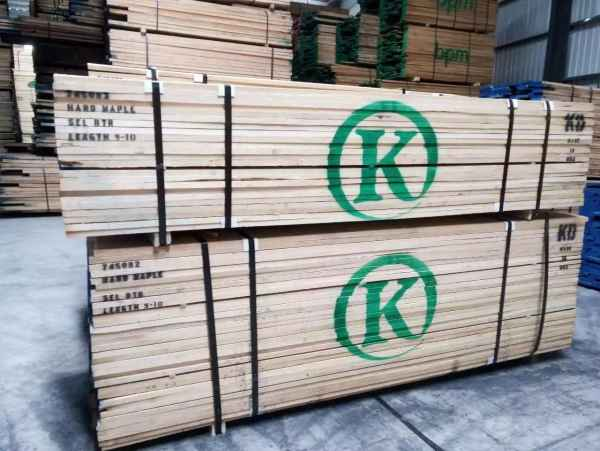 北美糖槭木实木板材