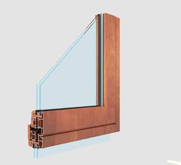 铝木复合窗价格