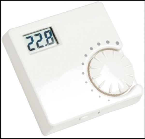 霍夫曼Hoffmann Open Therm协议 176系列有线型简单房间温控器